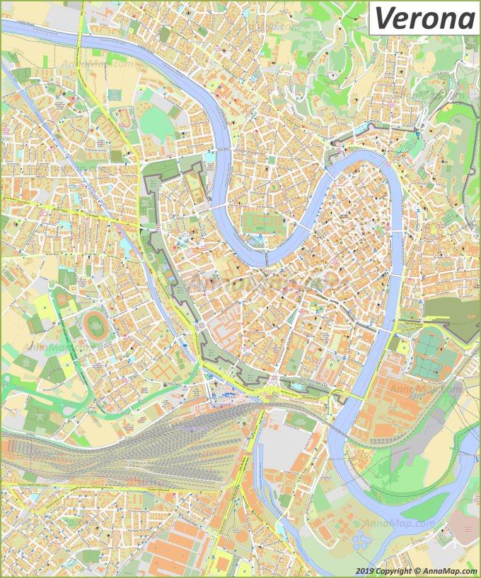 detailed-printable-map-of-verona